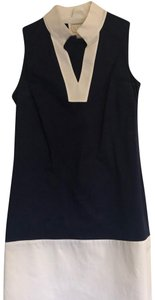41ec2d0bb1 Sail to Sable short dress Navy and White on Tradesy