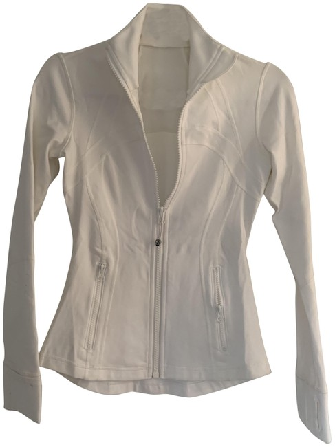 Item - White Activewear Outerwear Size 0 (XS)