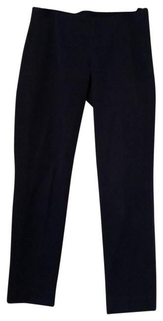 Item - Navy Flat Front Pants Size 4 (S, 27)