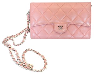 0dc642a80b Chanel Wallet On Chain Bags - Up to 70% off at Tradesy (Page 5)
