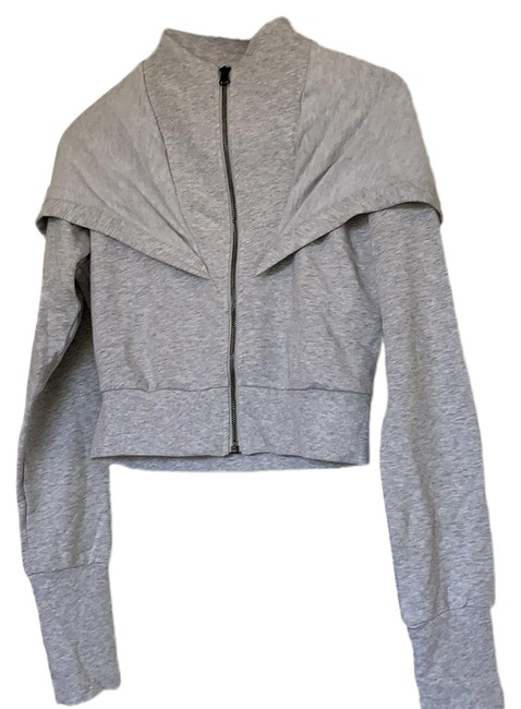 Item - Light Gray W4234r Activewear Outerwear Size 6 (S)