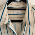 Equipment Silk Striped Blouse Size Small S Button Down Shirt Image 2