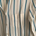 Equipment Silk Striped Blouse Size Small S Button Down Shirt Image 3