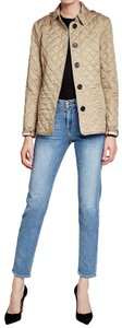 Burberry Brit Quilted canvas Jacket