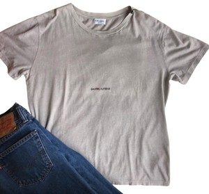 Saint Laurent T Shirt gray