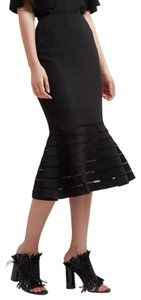 C/meo Collective Mermaid Waist Skirt black