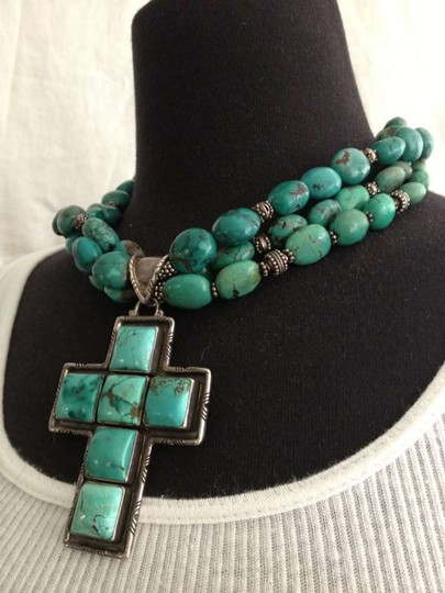 Other Authentic Turquoise & Sterling Silver