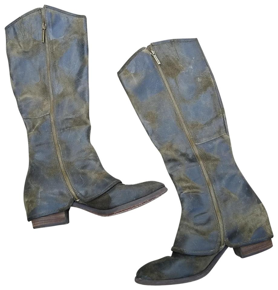 8cf2fddf148 Green Donald J. Pliner Boots   Booties - Up to 90% off at Tradesy