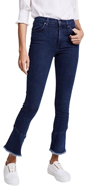 Item - Blue Medium Wash High Rise Skinny Straight Leg Jeans Size 2 (XS, 26)