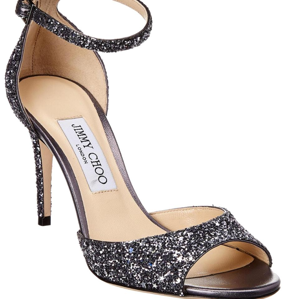 6c5d04bfa71 Silver Jimmy Choo Sandals - Up to 90% off at Tradesy