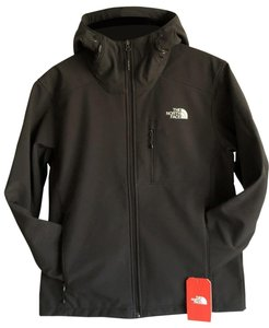 The North Face Apex Bionic Water-repellant Black Jacket