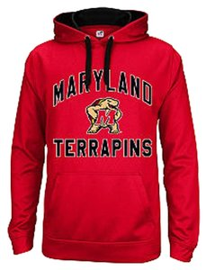 J America University Of Maryland Hoodie Jacket