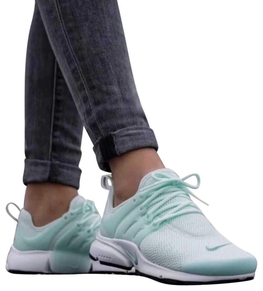 brand new 527a4 52e39 Nike Green Women s Air Presto Sneakers Deliver Unrivaled Fit and Comfort.  Style Color  878068-017 Sneakers