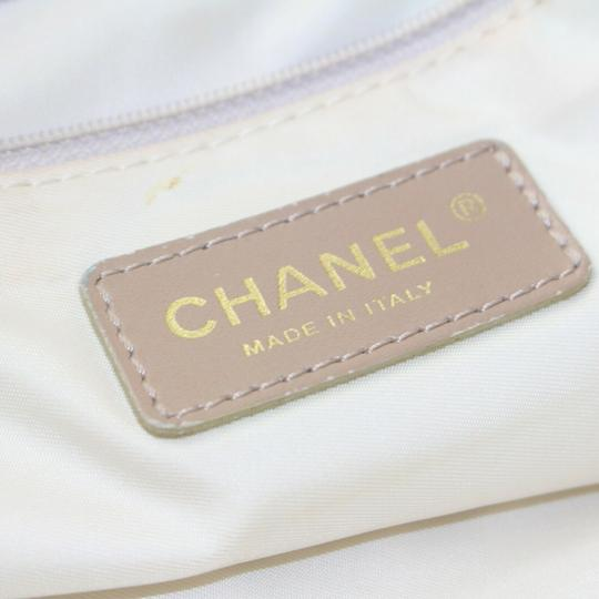 Chanel New Line Shopper Neverfull Tote in Beige Image 11