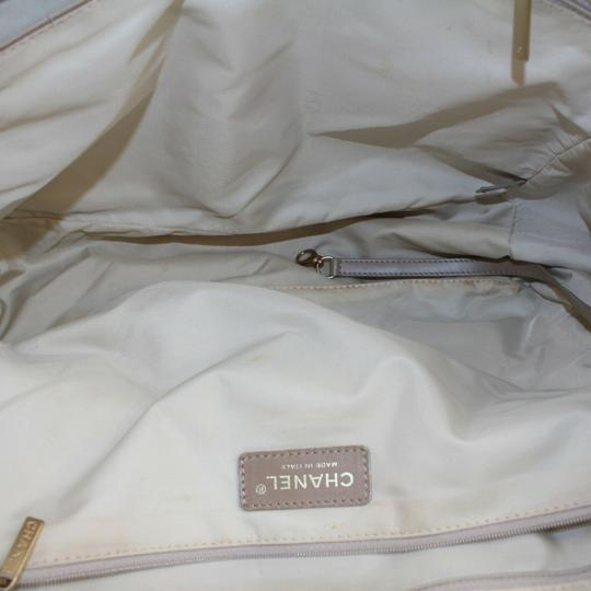 Chanel New Line Shopper Neverfull Tote in Beige Image 2