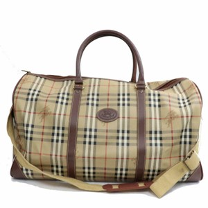8ae37e6925a4 Burberry Travel Bags - Up to 70% off at Tradesy