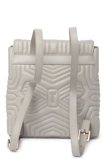 Ted Baker Leather Purse Backpack Image 1
