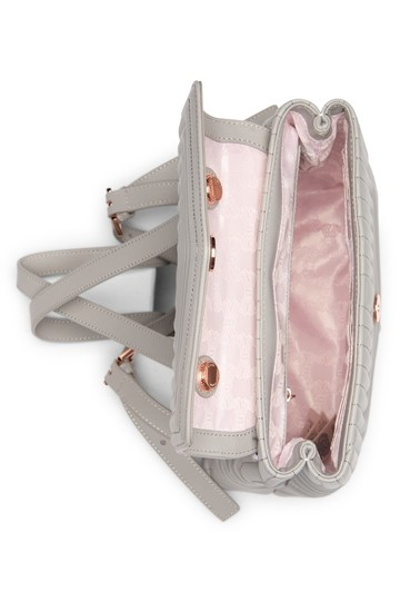 Ted Baker Leather Purse Backpack Image 3