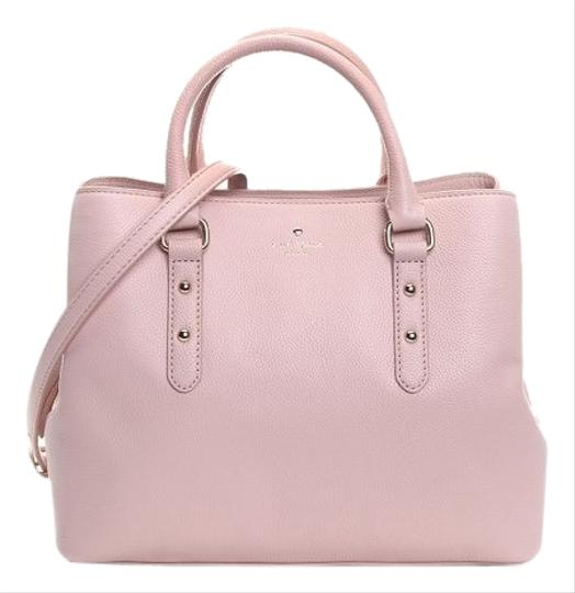 Preload https://img-static.tradesy.com/item/25090081/kate-spade-evangelie-larchmont-avenue-warm-vellum-leather-satchel-0-1-540-540.jpg
