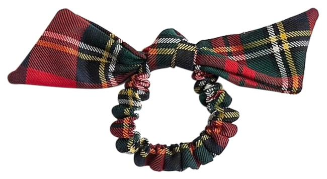 Item - Red Ponytail Tie Hair Accessory