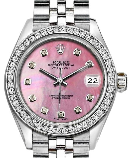 Preload https://img-static.tradesy.com/item/25090485/rolex-silver-and-pink-36mm-datejust-with-diamond-mop-dial-watch-0-1-540-540.jpg