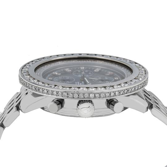 Breitling Breitling Navitimer World A24322 46MM Black Diamond Dial With 10.80 CT Image 3