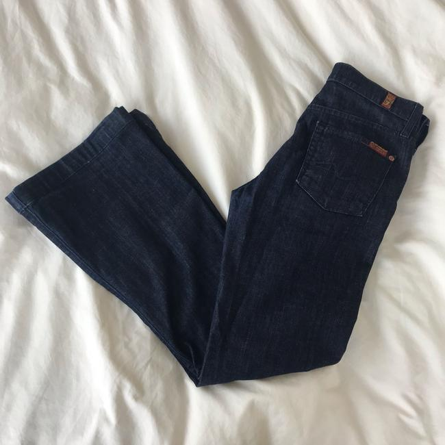 7 For All Mankind Flare Leg Jeans Image 2