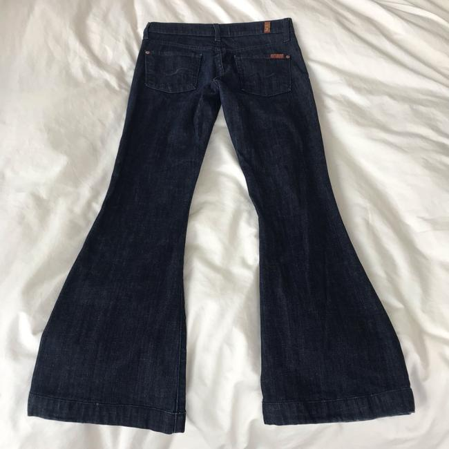 7 For All Mankind Flare Leg Jeans Image 5