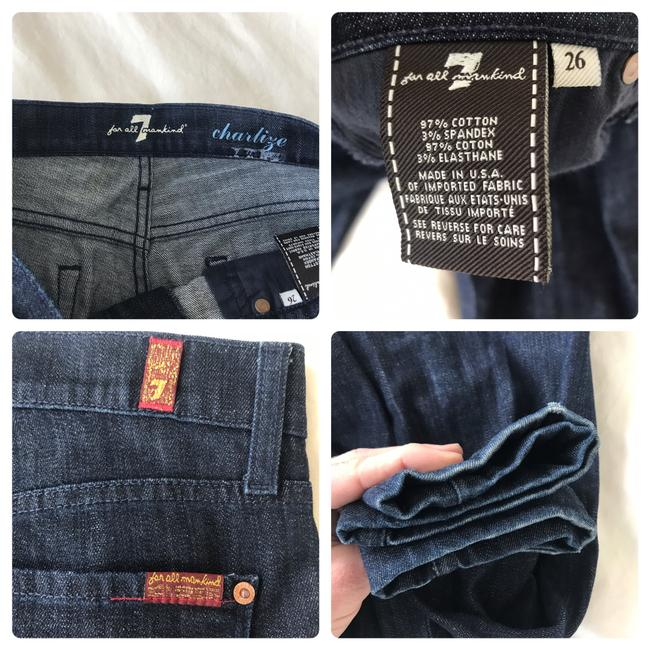 7 For All Mankind Flare Leg Jeans Image 6