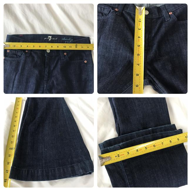 7 For All Mankind Flare Leg Jeans Image 7