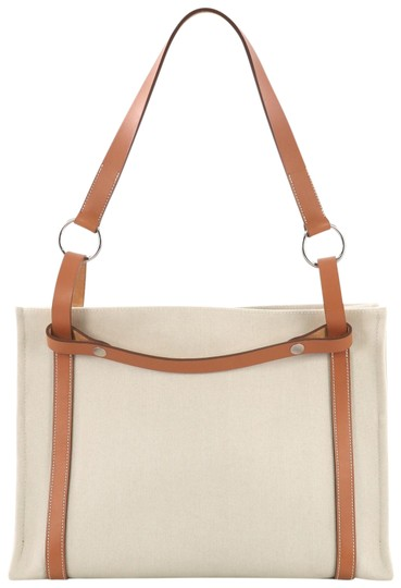 Preload https://img-static.tradesy.com/item/25091035/hermes-cabalicol-with-pm-ecru-beige-leather-tote-0-1-540-540.jpg