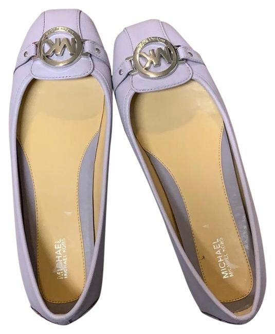 Item - Purple Ballet Flats Size US 8 Regular (M, B)