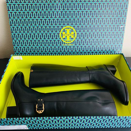 Tory Burch New Black Boots Image 2