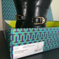 Tory Burch New Black Boots Image 3
