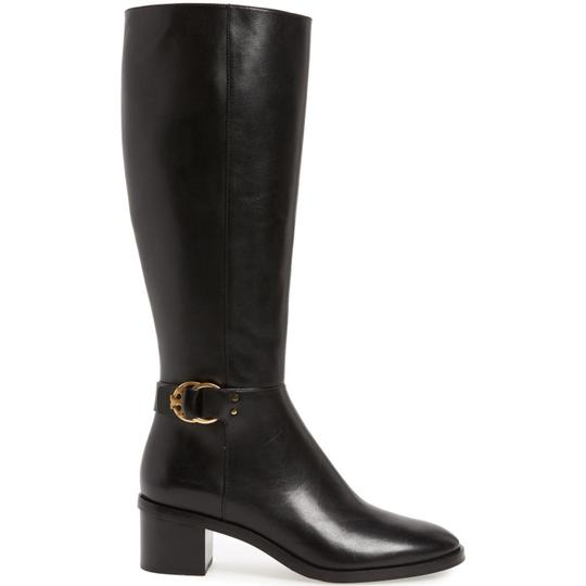 Tory Burch New Black Boots Image 4