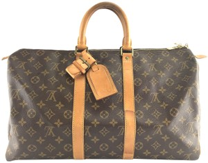 df4eeeb50887 Louis Vuitton Travel Bags and Duffels - Up to 70% off at Tradesy