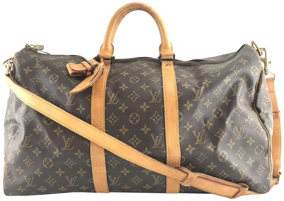 758dc89dac292 Louis Vuitton Travel Bags and Duffels - Up to 70% off at Tradesy