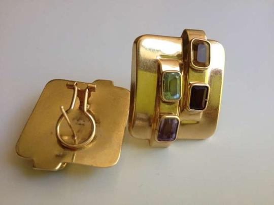 Other Multi-Stone, 14K Yellow Gold
