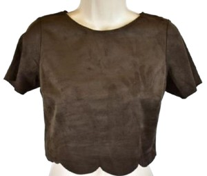 Necessary Objects Top Brown