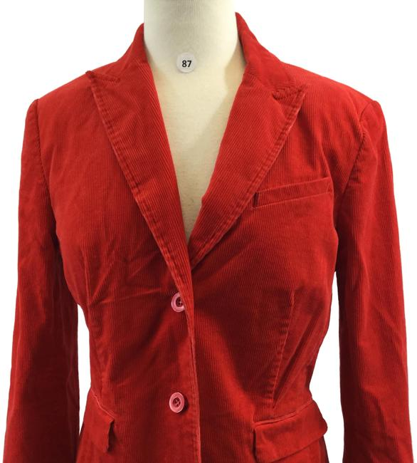Item - Red Blazer Size 8 (M)