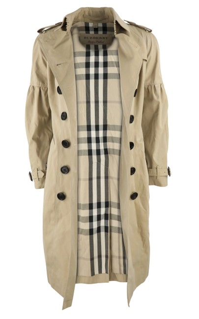 Burberry Jacket For Women Xs Trench Coat Image 1