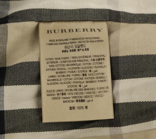 Burberry Jacket For Women Xs Trench Coat Image 11