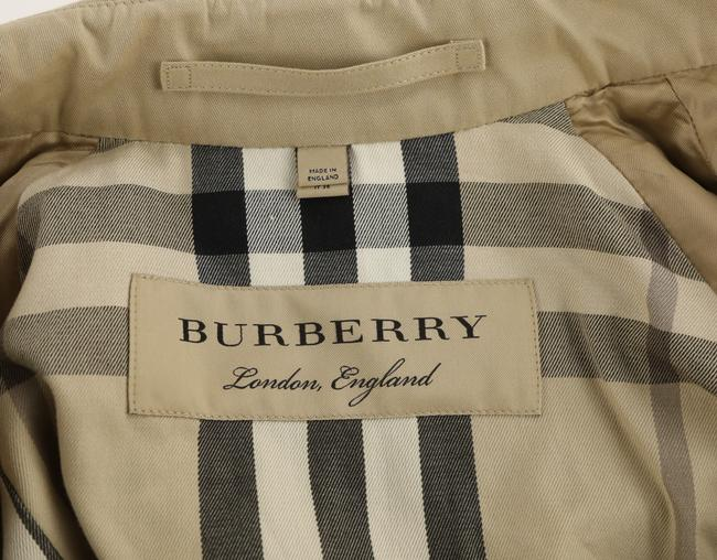 Burberry Jacket For Women Xs Trench Coat Image 9