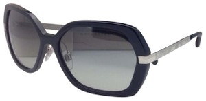 Burberry New BURBERRY Sunglasses B 4153-Q 3001/11 58-16 135 Black w/ Grey gradi