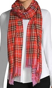 Burberry Burberry vintage check scarf