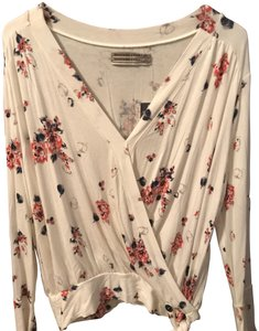 Abercrombie & Fitch Top white, multi