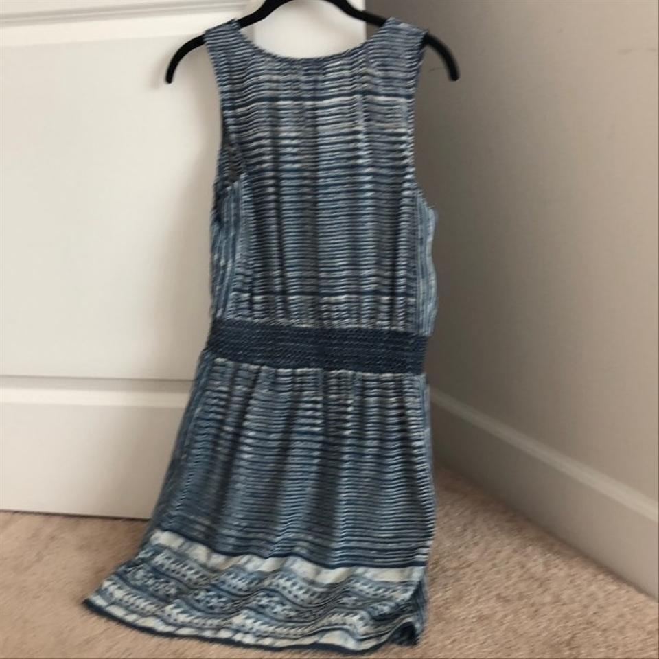Calypso St Barth Silk Sundress Short Casual Dress Size 6 S