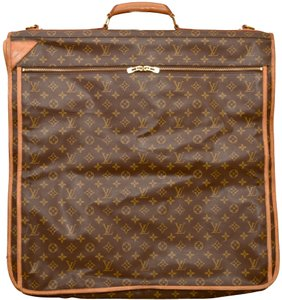 a6e6d8ca558a Louis Vuitton Garment Luggage Suitcase Cabine Brown Travel Bag