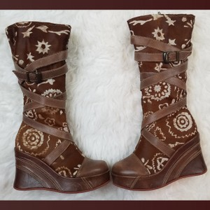 Diego di Lucca Brown Boots