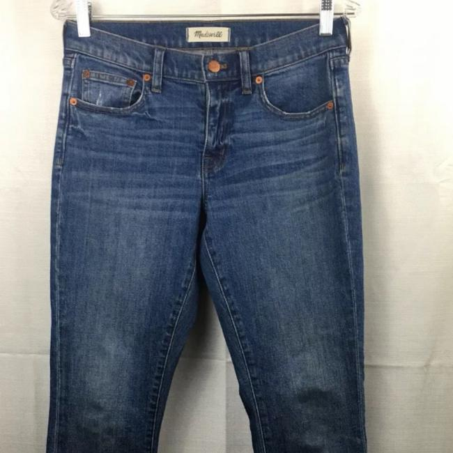 Madewell Skinny Jeans-Medium Wash Image 2